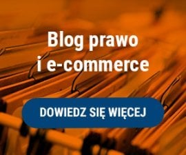 Blog prawa e-commerce