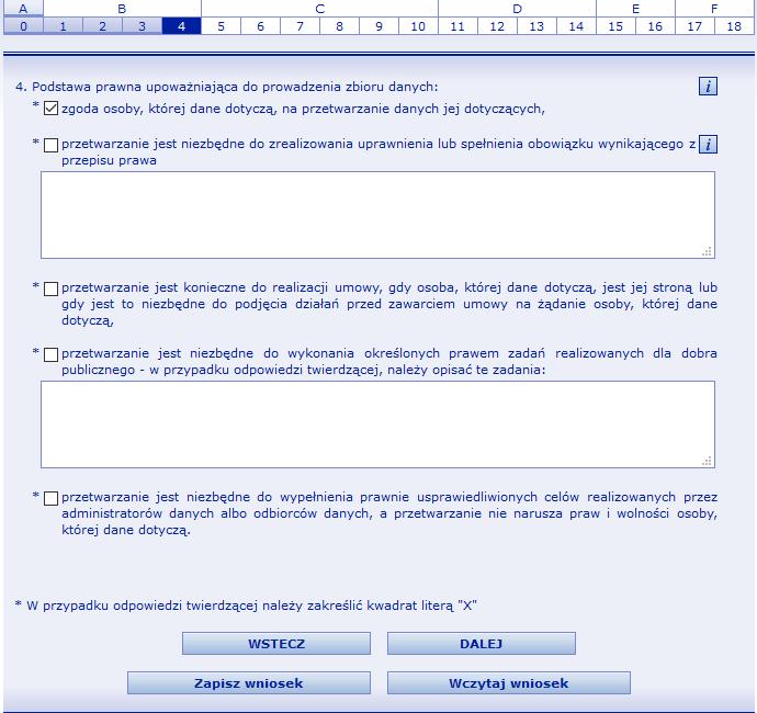 85b714832c03bb Zgłoszenie zbioru danych osobowych w GIODO - RODO